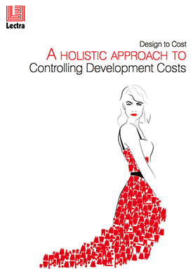 Lectra Design to Cost cover
