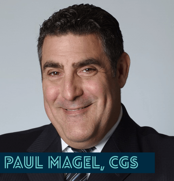 Paul Magel title