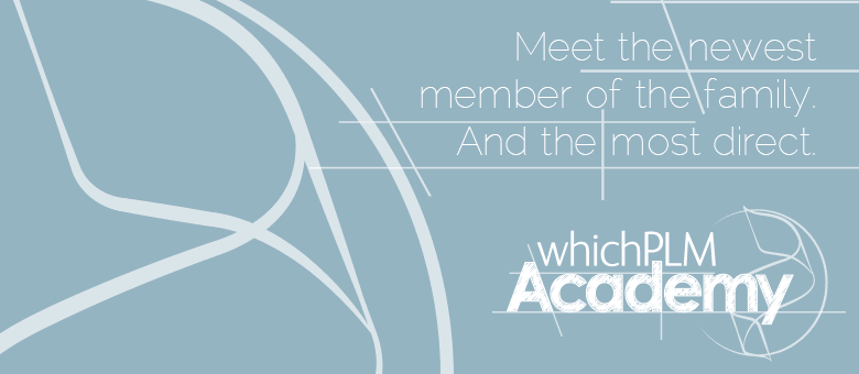 Academy banner for WhichPLM