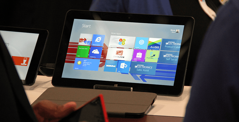 Surface tablet 2