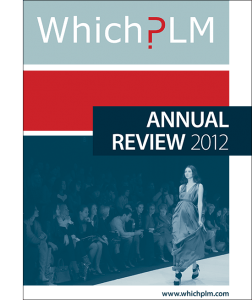 WhichPLM Annual Review 2012 Front Cover