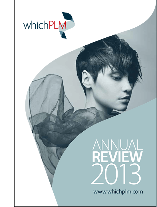 WhichPLM Annual Review 2013 Front Cover