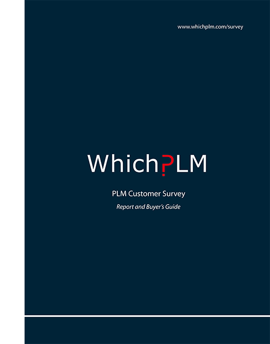 WhichPLM Customer Survey 2010 Front Cover