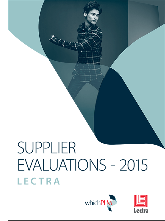 WhichPLM Supplier Evaluation - Lectra Front Cover