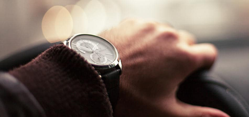 Fashion Watch Header