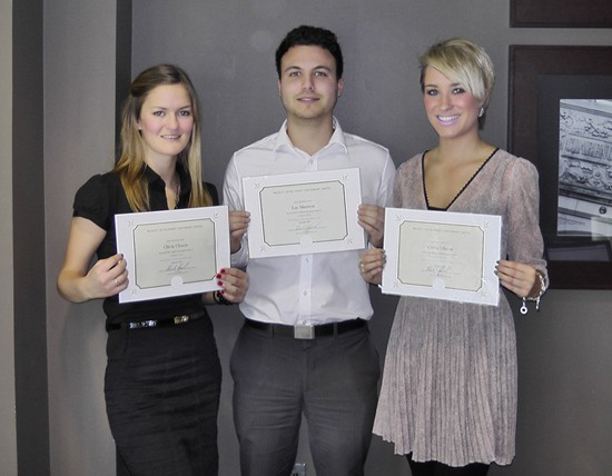 The first graduates of the WhichPLM Certification Programme