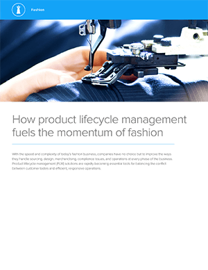 Infor: How PLM Fuels the Momentum of Fashion