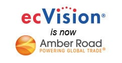 Amber Road Acquires ecVision