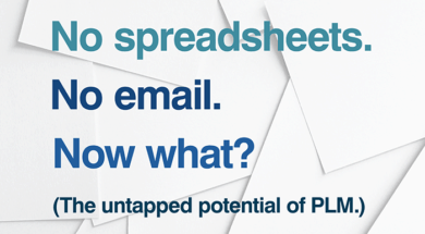 No spreadsheets. No email. Now what? Featured