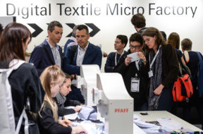 Messe Frankfurt, Texprocess