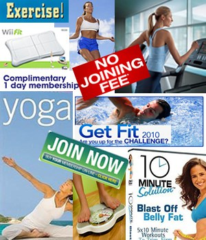 Get Fit for 2010!!