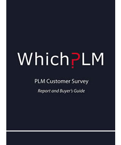 WhichPLM Customer Survey Report front cover